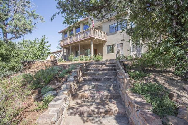 1119 N Alpine Heights Drive, Payson, AZ 85541 (MLS #5954491) :: Team Wilson Real Estate