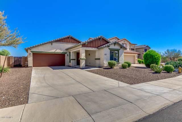 12856 W Palo Brea Lane, Peoria, AZ 85383 (MLS #5954499) :: CC & Co. Real Estate Team