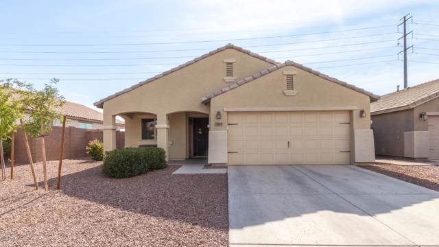 3668 S 186TH Lane, Goodyear, AZ 85338 (MLS #5954508) :: Brett Tanner Home Selling Team