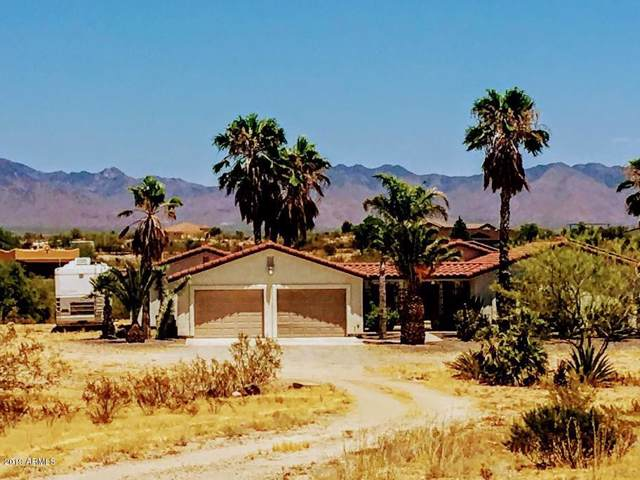 35395 S Us Highway 93, Wickenburg, AZ 85390 (MLS #5954516) :: Devor Real Estate Associates