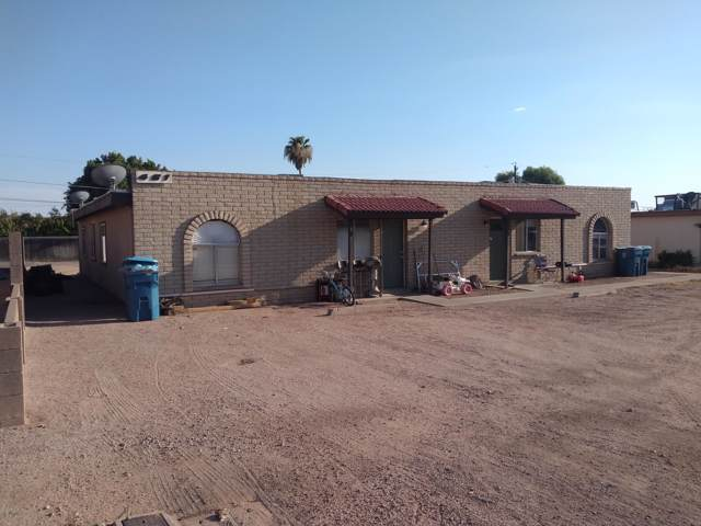 461 W 16TH Avenue, Apache Junction, AZ 85120 (MLS #5954547) :: CC & Co. Real Estate Team