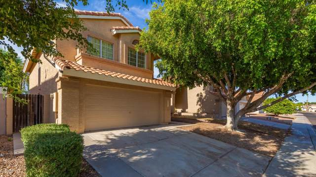 4118 E Mountain Vista Drive, Phoenix, AZ 85048 (MLS #5954549) :: The Pete Dijkstra Team