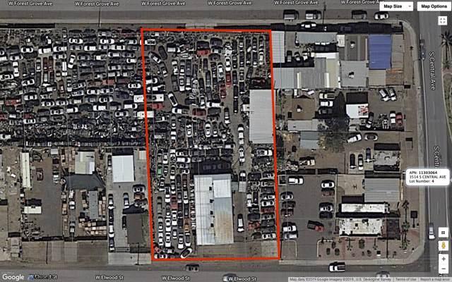 24 W Elwood Street, Phoenix, AZ 85041 (MLS #5954560) :: The W Group