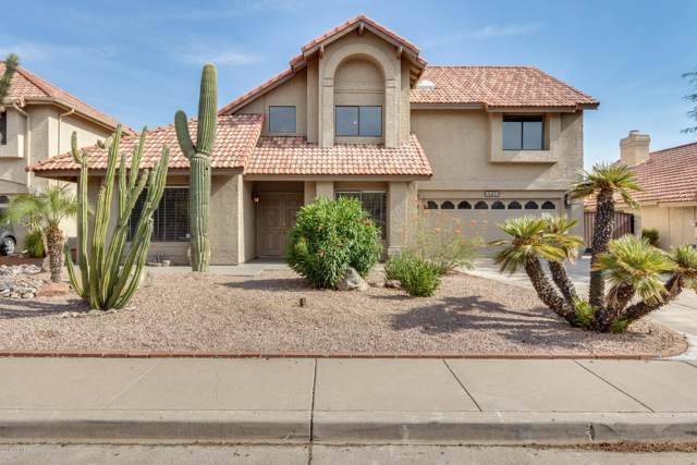 3715 E Cathedral Rock Drive, Phoenix, AZ 85044 (MLS #5954584) :: The Pete Dijkstra Team