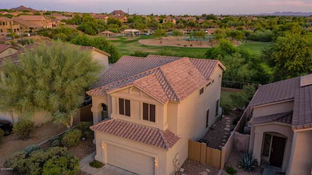 3055 N Red Mountain #158, Mesa, AZ 85207 (MLS #5954591) :: The Daniel Montez Real Estate Group