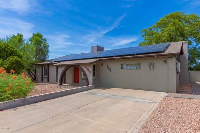 4210 W Cholla Street, Phoenix, AZ 85029 (MLS #5954606) :: Team Wilson Real Estate