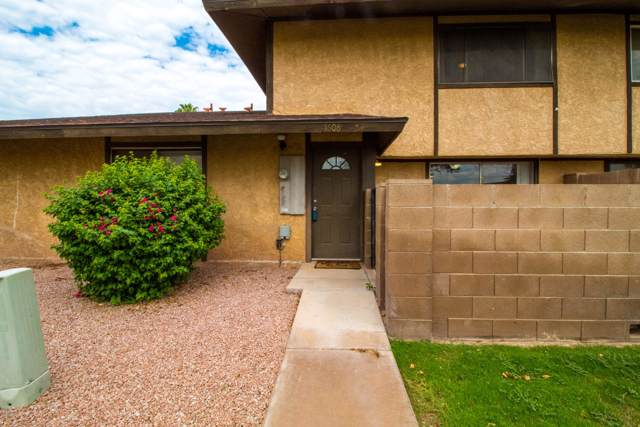 1608 W Village Way, Tempe, AZ 85282 (MLS #5954608) :: The Daniel Montez Real Estate Group