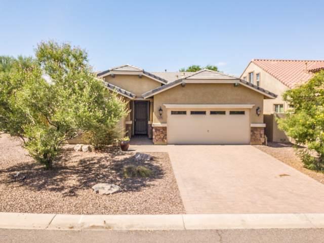 208 E Canyon Rock Road, San Tan Valley, AZ 85143 (MLS #5954618) :: Team Wilson Real Estate