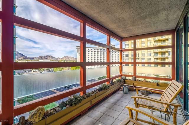 4808 N 24TH Street #601, Phoenix, AZ 85016 (MLS #5954621) :: The Property Partners at eXp Realty