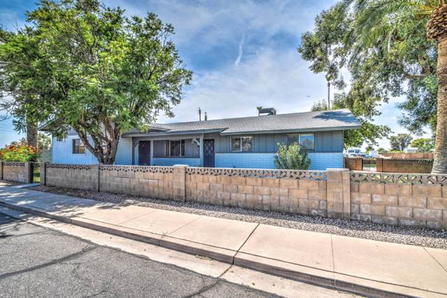 466 N 22ND Place, Mesa, AZ 85213 (MLS #5954625) :: The Daniel Montez Real Estate Group
