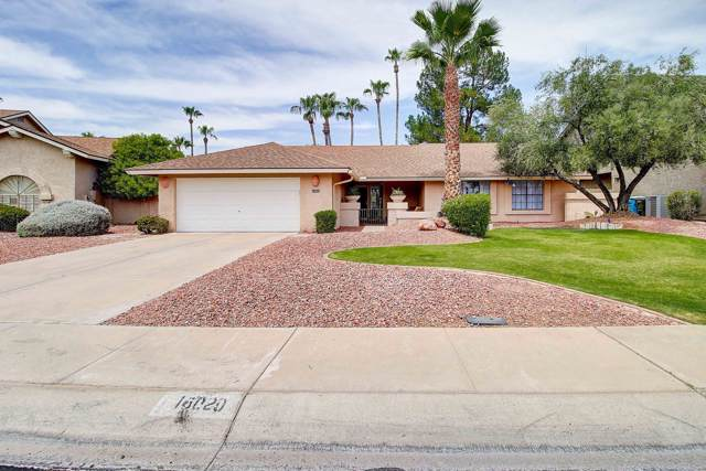16020 N 53rd Street, Scottsdale, AZ 85254 (MLS #5954647) :: Kepple Real Estate Group