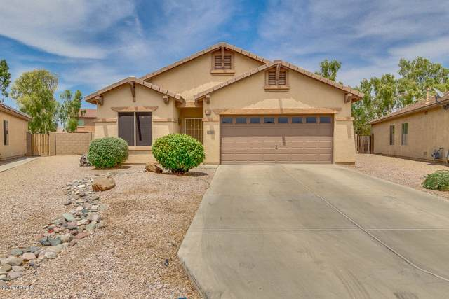 901 S 115TH Drive, Avondale, AZ 85323 (MLS #5954650) :: CC & Co. Real Estate Team