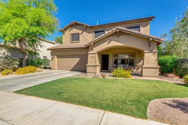 1330 E Parkview Drive, Gilbert, AZ 85295 (MLS #5954673) :: Homehelper Consultants