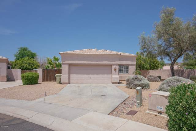 20269 N 63RD Drive, Glendale, AZ 85308 (MLS #5954681) :: The Laughton Team