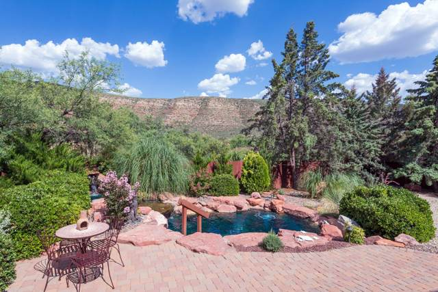 200 Longwood Drive, Sedona, AZ 86351 (MLS #5954690) :: Team Wilson Real Estate