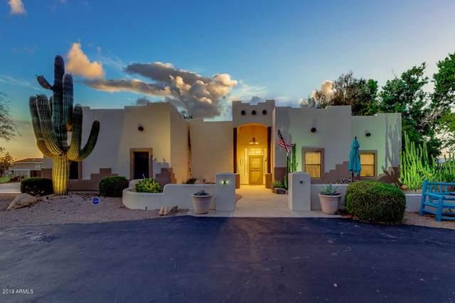 15426 E Via Del Palo Road, Gilbert, AZ 85298 (MLS #5954715) :: Homehelper Consultants