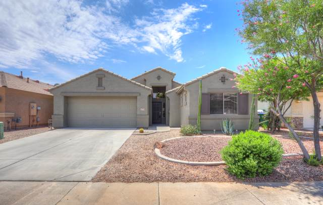 42779 W Venture Road, Maricopa, AZ 85138 (MLS #5954726) :: Openshaw Real Estate Group in partnership with The Jesse Herfel Real Estate Group