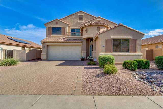 1383 E Kingman Place, Casa Grande, AZ 85122 (MLS #5954756) :: Yost Realty Group at RE/MAX Casa Grande