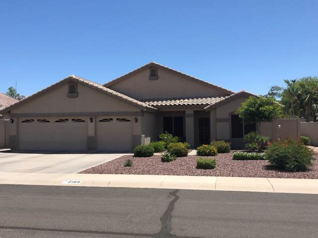 2165 S Quartz Court, Gilbert, AZ 85295 (MLS #5954769) :: Homehelper Consultants