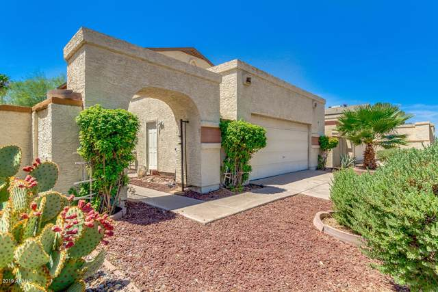 619 E Jensen Street #67, Mesa, AZ 85203 (MLS #5954788) :: The Daniel Montez Real Estate Group