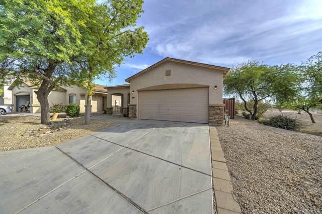 1990 E Desert Moon Trail #4, San Tan Valley, AZ 85143 (MLS #5954790) :: The Daniel Montez Real Estate Group