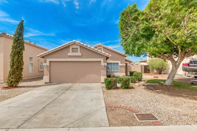 11020 W Frier Drive, Glendale, AZ 85307 (MLS #5954791) :: The W Group