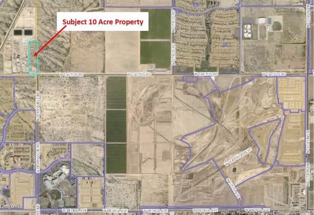18702 W Cactus Road, Surprise, AZ 85388 (MLS #5954793) :: CC & Co. Real Estate Team