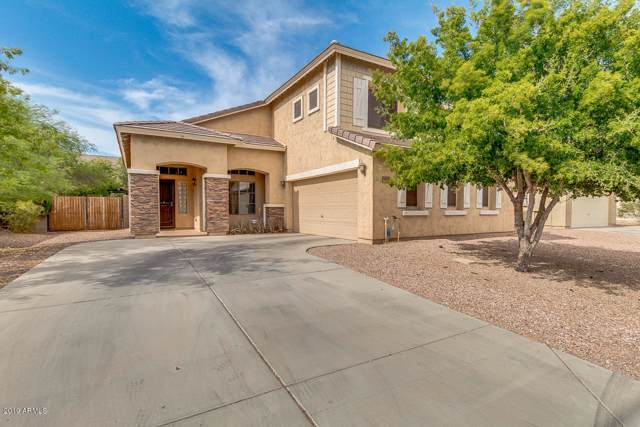 1476 E Holiday Drive, Casa Grande, AZ 85122 (MLS #5954810) :: Yost Realty Group at RE/MAX Casa Grande