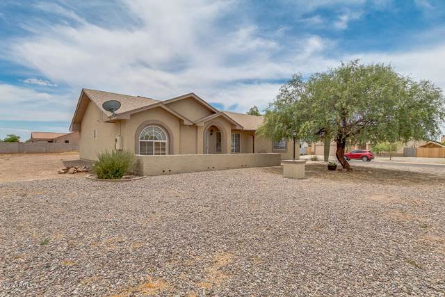 14515 S Capistrano Road, Arizona City, AZ 85123 (MLS #5954811) :: Riddle Realty
