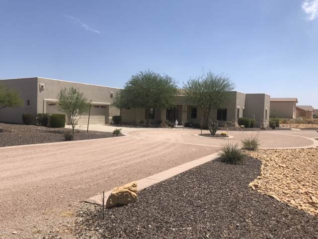 35165 N Wagon Wheel Road, Queen Creek, AZ 85142 (MLS #5954821) :: Yost Realty Group at RE/MAX Casa Grande