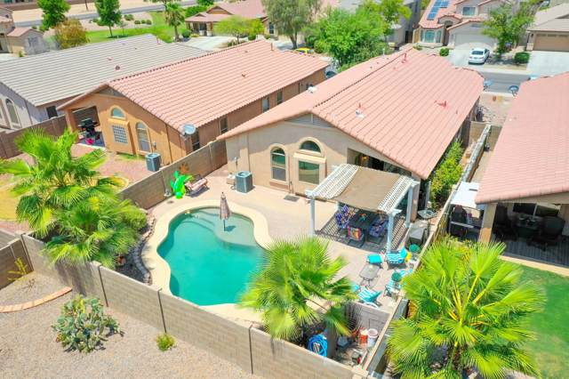 41389 W Walker Way, Maricopa, AZ 85138 (MLS #5954833) :: Homehelper Consultants