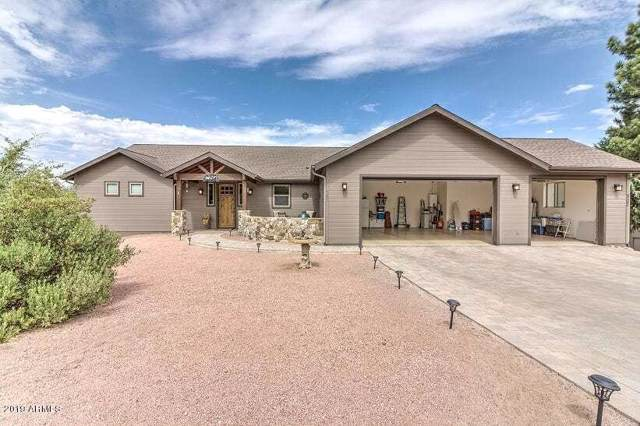 507 W Laredo Loop, Payson, AZ 85541 (MLS #5954841) :: Team Wilson Real Estate