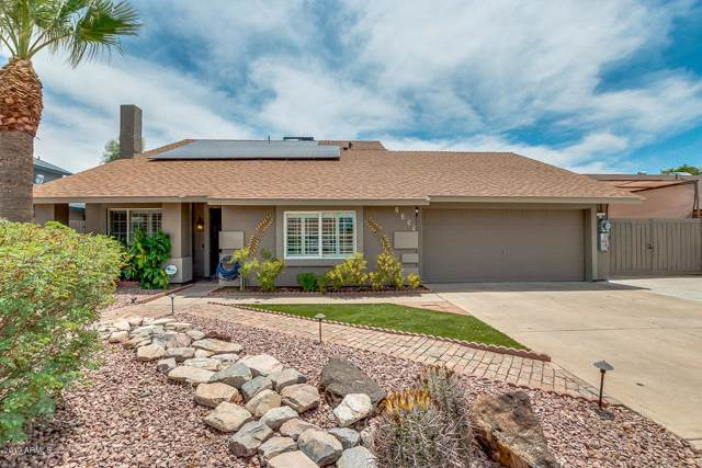 2355 W Kathleen Road, Phoenix, AZ 85023 (MLS #5954845) :: Homehelper Consultants