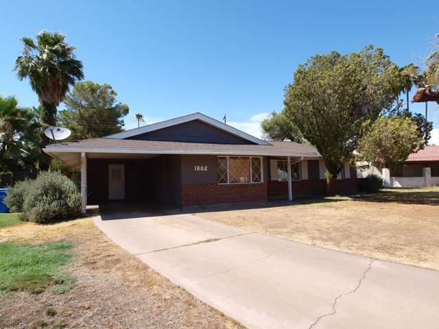 1802 W Lawrence Lane, Phoenix, AZ 85021 (MLS #5954850) :: Homehelper Consultants