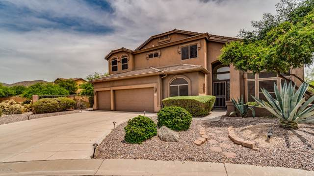 7365 E Sandia Circle, Mesa, AZ 85207 (MLS #5954858) :: The Kenny Klaus Team