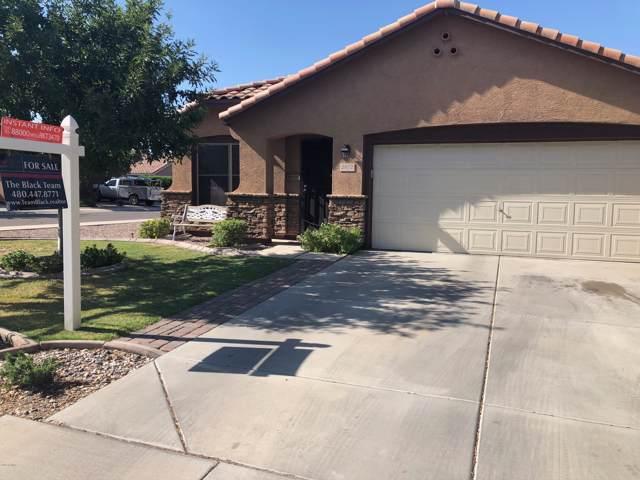 2872 W Yellow Peak Drive, San Tan Valley, AZ 85142 (MLS #5954884) :: The Pete Dijkstra Team
