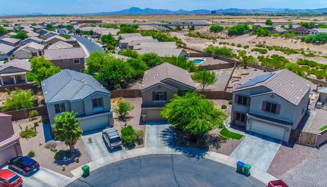 43001 W Blazen Trail, Maricopa, AZ 85138 (MLS #5954898) :: Openshaw Real Estate Group in partnership with The Jesse Herfel Real Estate Group