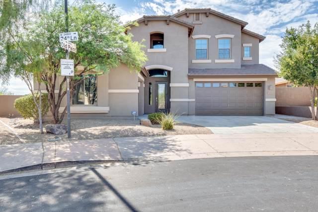 34802 N 24TH Lane, Phoenix, AZ 85086 (MLS #5954914) :: The W Group