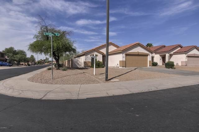 989 E Saratoga Street, Gilbert, AZ 85296 (MLS #5954917) :: CC & Co. Real Estate Team