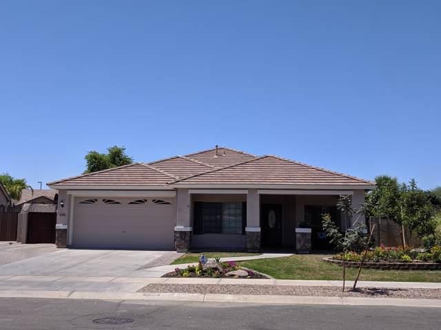 4109 E Blue Sage Road, Gilbert, AZ 85297 (MLS #5954919) :: The Kenny Klaus Team