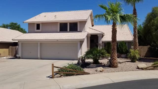 520 W Century Avenue, Gilbert, AZ 85233 (MLS #5954923) :: The Kenny Klaus Team