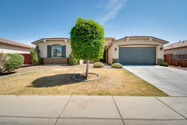 523 W Yellow Wood Avenue, San Tan Valley, AZ 85140 (MLS #5954934) :: CC & Co. Real Estate Team