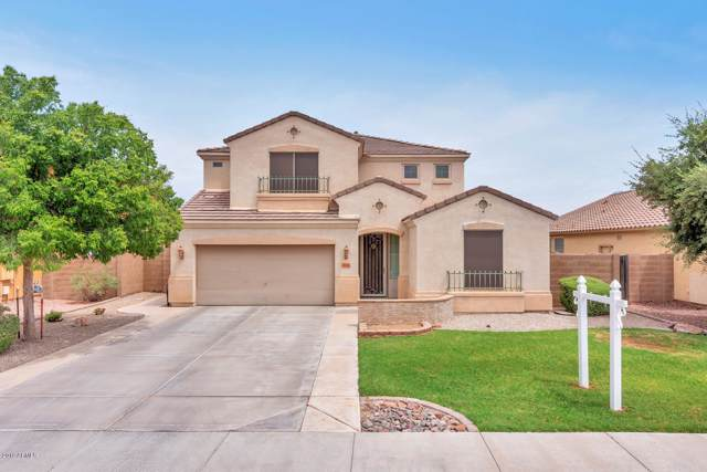 3004 E Merlot Street, Gilbert, AZ 85298 (MLS #5954935) :: Lifestyle Partners Team