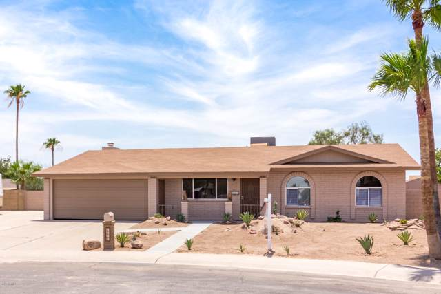 1774 N Harvard Avenue, Casa Grande, AZ 85122 (MLS #5954952) :: Yost Realty Group at RE/MAX Casa Grande