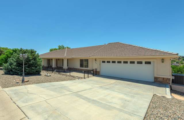 651 S Lakeview Drive, Prescott, AZ 86301 (MLS #5954978) :: Team Wilson Real Estate