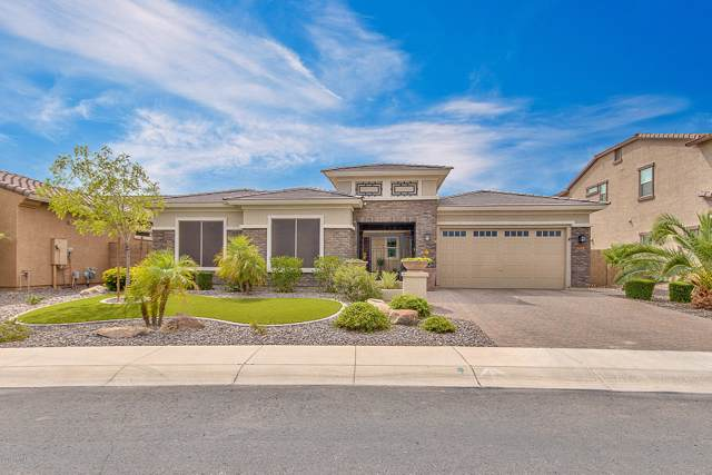 5077 S Mariposa Drive, Gilbert, AZ 85298 (MLS #5954987) :: The Kenny Klaus Team