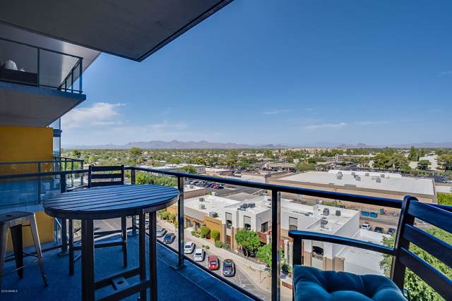 4422 N 75TH Street #7009, Scottsdale, AZ 85251 (MLS #5954988) :: Devor Real Estate Associates