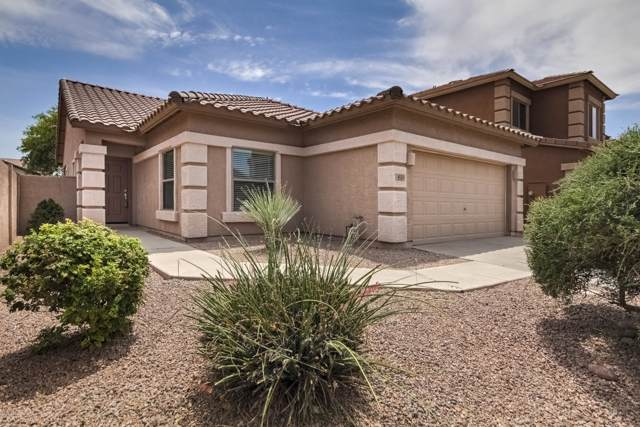 41213 W Granada Drive, Maricopa, AZ 85138 (MLS #5954990) :: Openshaw Real Estate Group in partnership with The Jesse Herfel Real Estate Group