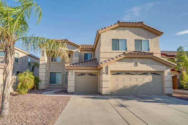 10723 E Lobo Avenue, Mesa, AZ 85209 (MLS #5955019) :: The Kenny Klaus Team