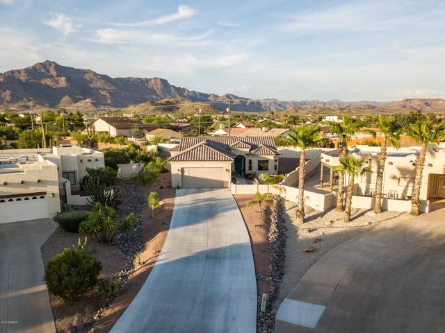 9578 E Mimbres Court, Gold Canyon, AZ 85118 (MLS #5955032) :: CC & Co. Real Estate Team